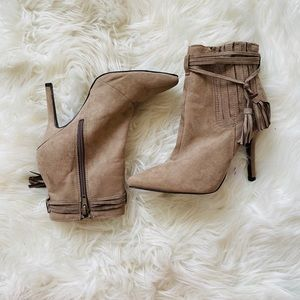 NEW LISTING!!! Qupid Ankle Booties